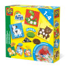 SES Creative® Ensimmäinen - aistinvaraiset mosaiikkikortit