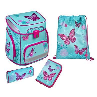 Schulranzen - EasyFit Schulranzen–Set Butterfly - Onlineshop Babymarkt
