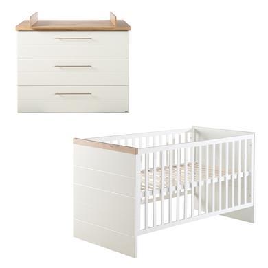 Babyzimmer - roba Sparset Nele  - Onlineshop Babymarkt