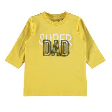 Babyoberteile - name it Langarmshirt NBMDIRONNE Ochre - Onlineshop Babymarkt