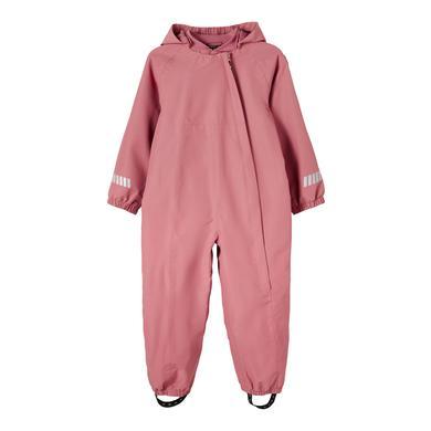 Babyregenwintermode - name it Softshellanzug NMFMINT Mauvewood - Onlineshop Babymarkt