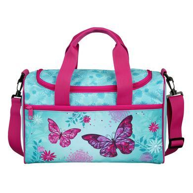 Sporttaschen - Scooli Sporttasche Butterfly - Onlineshop Babymarkt