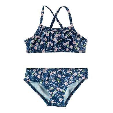 Babybademode - name it Bikini Nmffelisia Blue Depths - Onlineshop Babymarkt