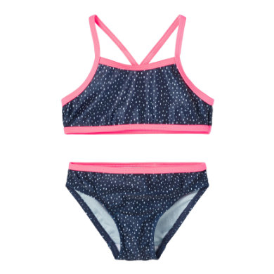 Babybademode - name it Bikini Nmffelisia Dark Sapphire - Onlineshop Babymarkt