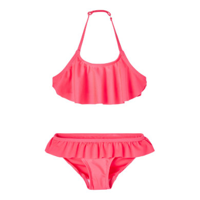 Babybademode - name it Bikini Nmffini Knockout Pink - Onlineshop Babymarkt