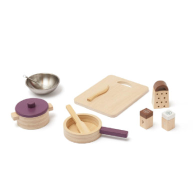 Kids Concept ® Sada kuchyňského náčiní Bistro