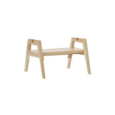 Sitzmöbel - Kids Concept ® Hocker Saga natur  - Onlineshop Babymarkt