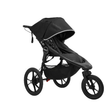 Baby Jogger Top X3 sportwagen Mid night Black
