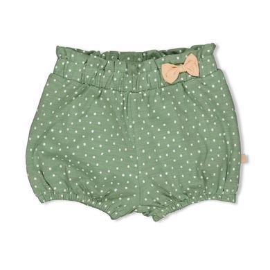 Babyhosen - Feetje Shorts Hearts grün - Onlineshop Babymarkt