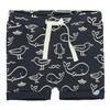 STACCATO Shorts marine gemustert