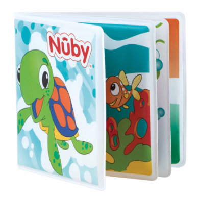 Image of Nûby Badebuch Babys erstes Buch
