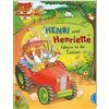 Esslinger Henri und Henriette: Henri und Henriette fahren in die Ferien