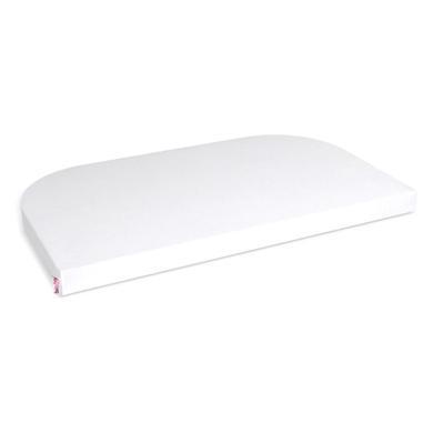 Kindertextilien - babybay® Jersey Spannbetttuch Deluxe Organic Cotton für Modell Original weiß  - Onlineshop Babymarkt