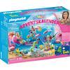 PLAYMOBIL® Magic Adventskalender Badespaß Meerjungfrauen, 70777