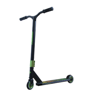 Roller - Schildkröt Stunt Scooter Kickless Forest - Onlineshop
