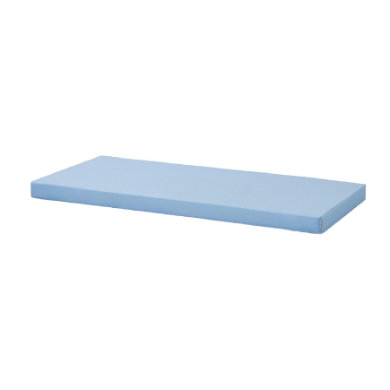Matratzen und Lattenroste - Hoppekids Kaltschaummatratze mit Bezug Cerulean Blue 90 x 200 cm  - Onlineshop Babymarkt