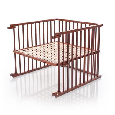 Image of babybay® Kinderbett-Umbausatz passend für Modell Maxi und Boxspring, dunkelbraun lackiert
