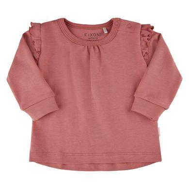 Babyoberteile - FIXONI Langarm Shirt Dusty Rose - Onlineshop Babymarkt