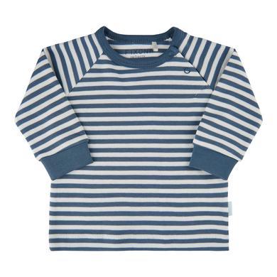 Babyoberteile - FIXONI Langarm Shirt China Blue Stripe - Onlineshop Babymarkt