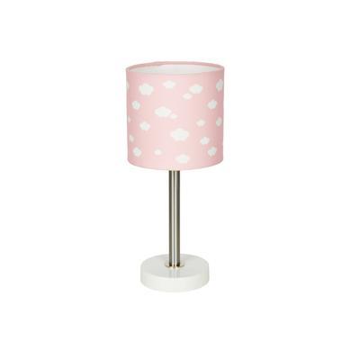 Kinderzimmerlampen - LIVONE Tischlampe Happy Style for Kids Wolke rosa weiss  - Onlineshop Babymarkt