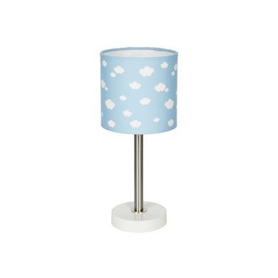 Kinderzimmerlampen - LIVONE Tischlampe Happy Style for Kids Wolke blau weiss  - Onlineshop Babymarkt