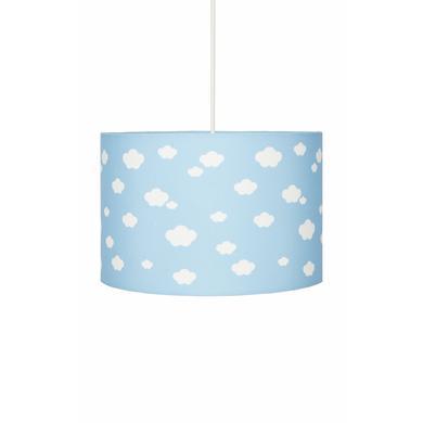 Kinderzimmerlampen - LIVONE Hängelampe Happy Style for Kids Wolke 7 blau weiss  - Onlineshop Babymarkt