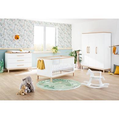 Babyzimmer - Pinolino Kinderzimmer Light breit 3 türig  - Onlineshop Babymarkt