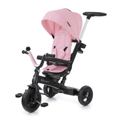 Image of Kinderkraft Triciclo 5-in-1 TWIPPER - rosa