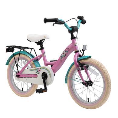 Kinderfahrrad - bikestar Premium Sicherheits Kinderfahrrad 16 Classic Pink - Onlineshop