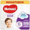 Huggies Comfort Pants-Windel, Monatsbox, Größe 6 108 Windelhosen