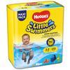 HUGGIES Schwimmwindel Little Swimmers Größe 2-3 5 x 20 Stück