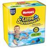 HUGGIES Pannolini costumino Little Swimmers taglia 3-4 4 x 20 pezzi