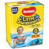 HUGGIES Schwimmwindel Little Swimmers Größe 5-6 4 x 19 Stück