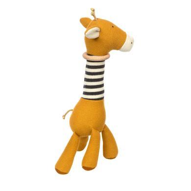 sigikid ® gebreide grijpgrage giraf geel