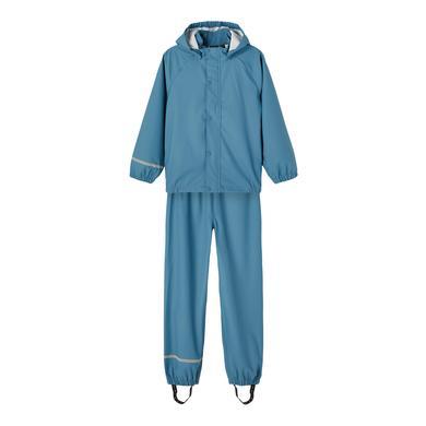 Babyregenwintermode - name it Regen–Set Nkndry Real Teal - Onlineshop Babymarkt