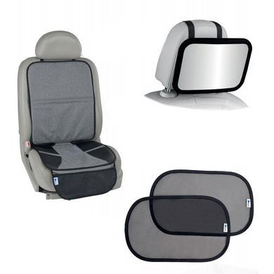 Image of altabebe Travel Safety Kit Schwarz/Grau
