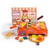 Top B right   Boîte d'apprentissage Toys® Moulds - Pizza Bakery