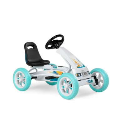 Tretfahrzeuge - EXIT Pedal Go Kart Foxy Club weiß - Onlineshop