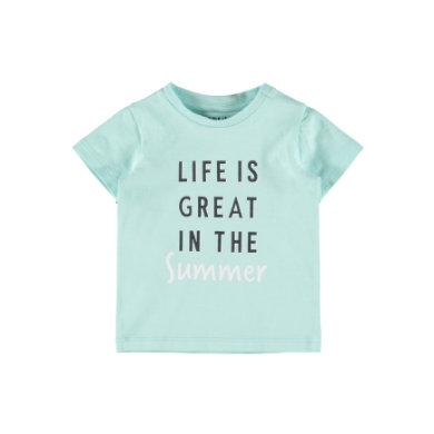 Babyoberteile - name it T–Shirt Nbmhektor Blue Tint - Onlineshop Babymarkt