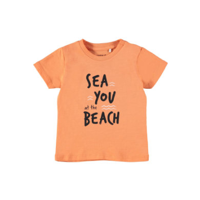 Babyoberteile - name it T–Shirt Nbmhektor Melon - Onlineshop Babymarkt