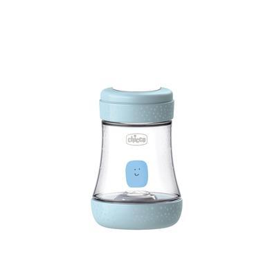 Image of chicco Babyfläschchen Perfect Silikon, 150ml, Nomaler Fluss, boy, 0M+