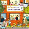 CARLSEN Hör mal (Soundbuch): Wimmelbuch: Unser Zuhause