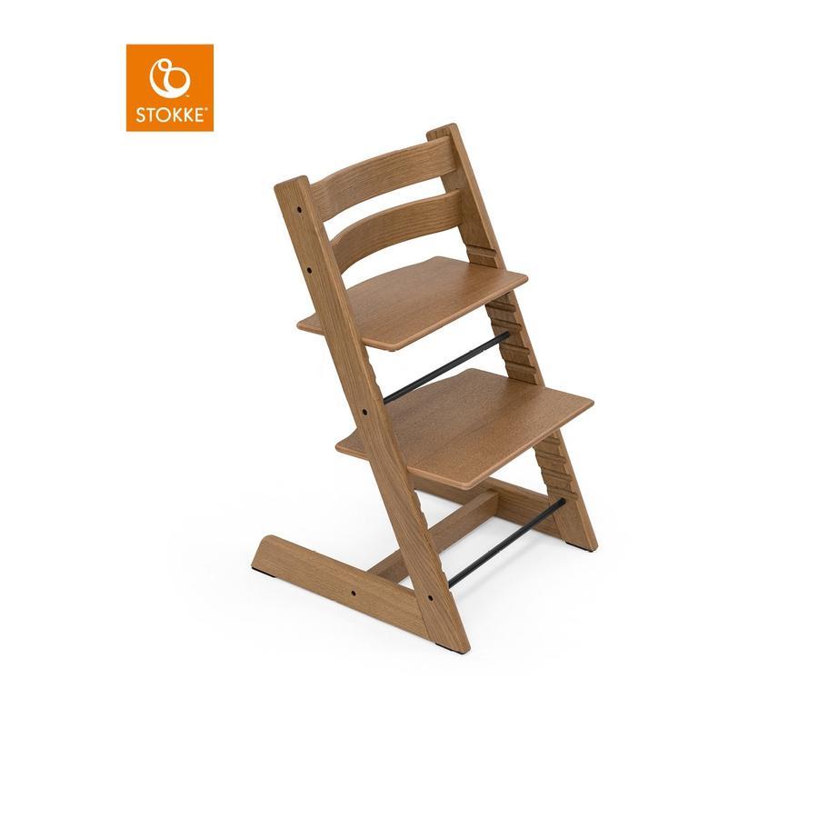 Hochstühle - STOKKE® Tripp Trapp® Hochstuhl Oak Brown  - Onlineshop Babymarkt