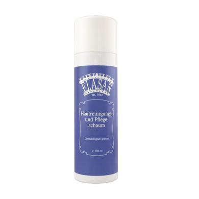 Elasan Reinigings- en verzorgingsschuim voor de huid 500 ml