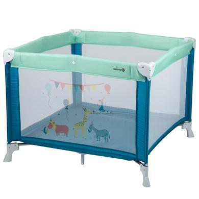 Laufgitter - Safety 1st Laufstall Circus Happy Day Blue  - Onlineshop Babymarkt
