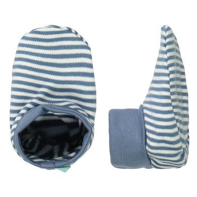 STACCATO Schuhe jeans blue gestreift