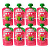 FRUCHTBAR® Bio-Püree Erdbeere-Heidelbeere-Apfel-Vollkorn 8 x 100g ab dem 6.Monat