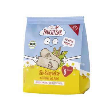 FRUCHTBAR® Bio-Babykeks mit Dinkel und Apfel ab dem 8. Monat 100 g