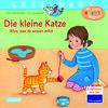 CARLSEN Lesemaus 176: Die kleine Katze - Alles was du wissen willst