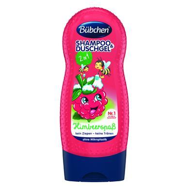 Bübchen Shampoo und Duschgel Himbeerspaß 2in1 230ml